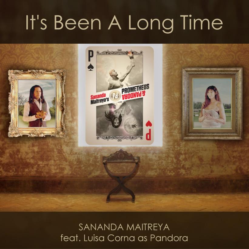 Oggi 22 settembre 2017 uscita nuovo singolo Sananda Maitreya con il mio featuring