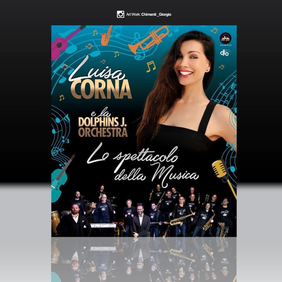 """16 GIUGNO 2019 CONCERTO TOUR 2019 """"Lo spettacolo della musica"""""""